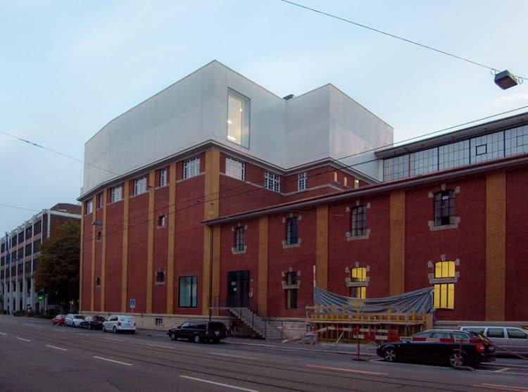 Городская художественная галерея - достопримечательности Цюриха