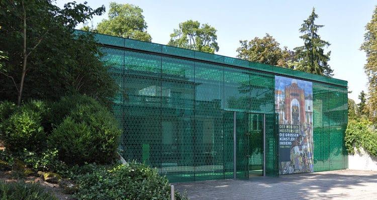 Музей Ритберга - достопримечательности Цюриха