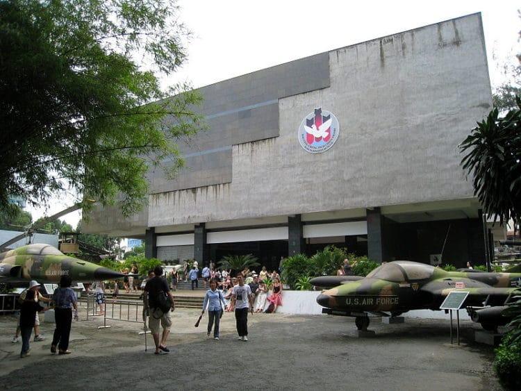 Музей жертв войны - достопримечательности Хошимина