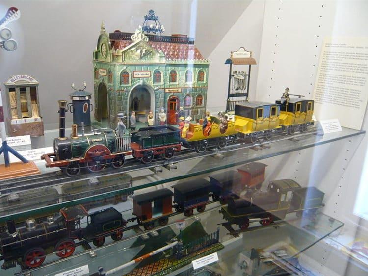 Музей игрушек - достопримечательности Цюриха