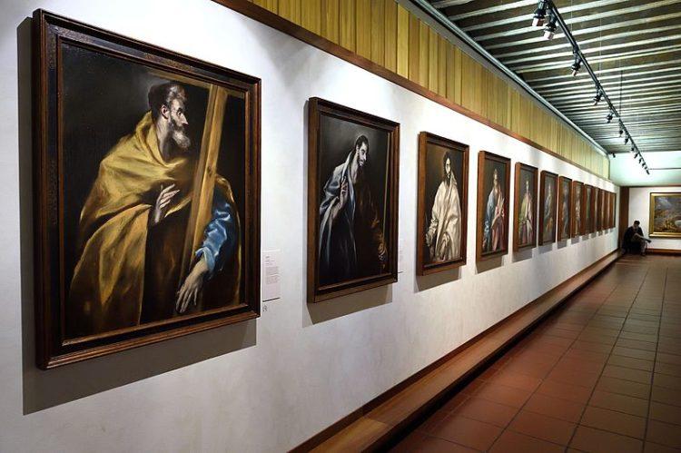 Музей Эль-Греко - достопримечательности Толедо