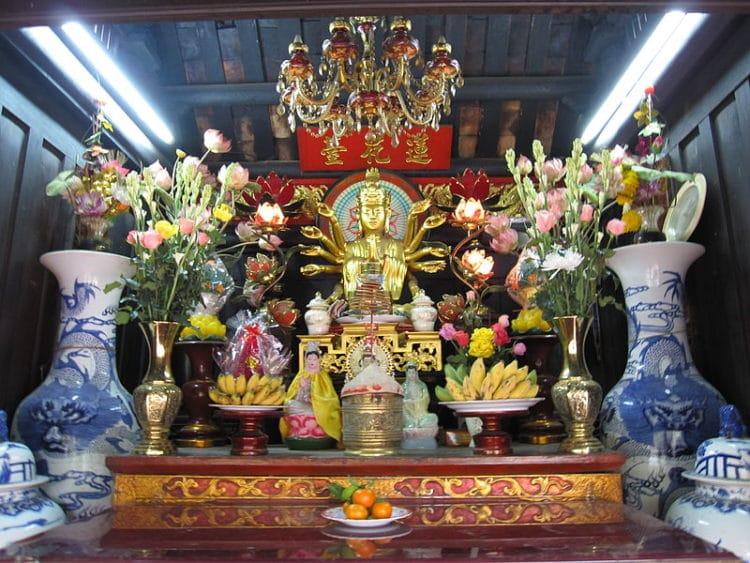 «Пагода на одном столбе» - достопримечательности Ханоя