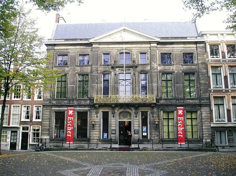Музей Эшера - достопримечательности Гааги