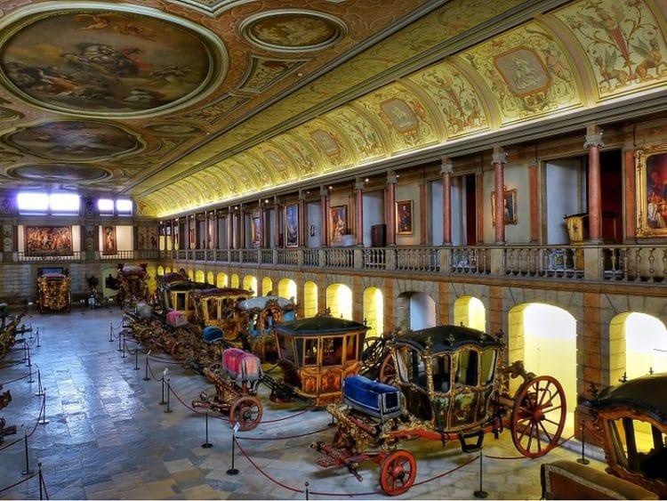 Национальный музей карет - достопримечательности Лиссабона, Португалия