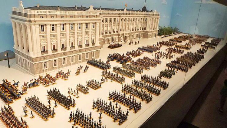 Музей Испанской армии - достопримечательности Толедо