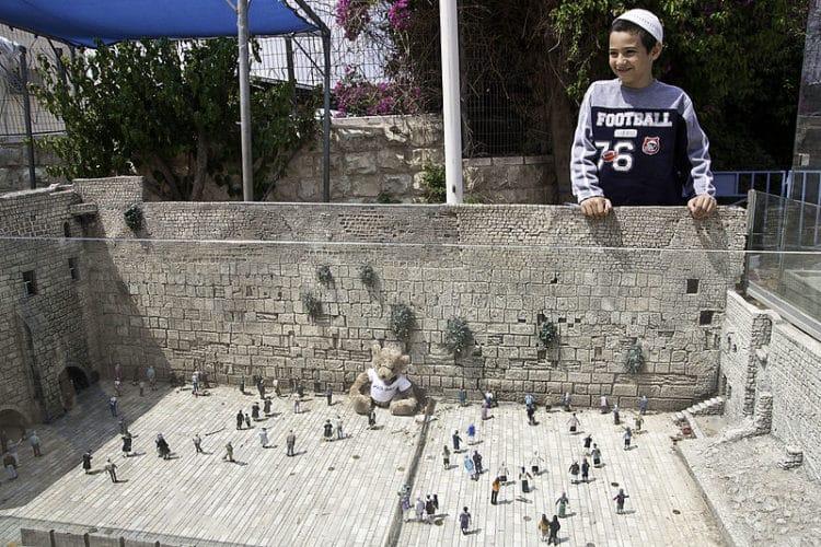 Парк миниатюр «Мини-Израиль» - достопримечательности Тель-Авива