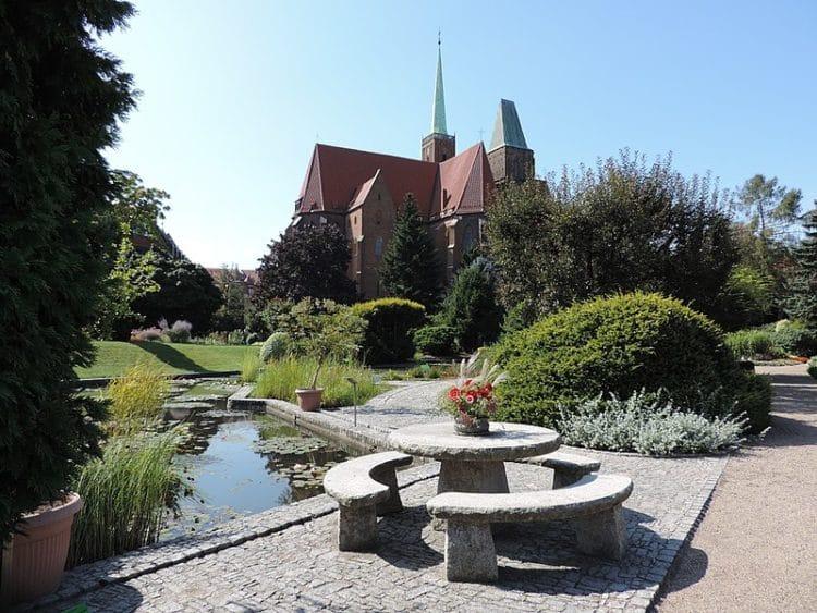 Ботанический сад Вроцлавского университета - достопримечательности Вроцлава