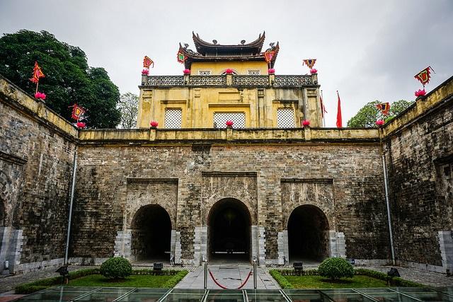 Ханойская цитадель - достопримечательности Ханоя