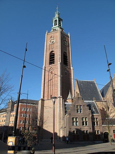 Церковь Святого Якова - достопримечательности Гааги
