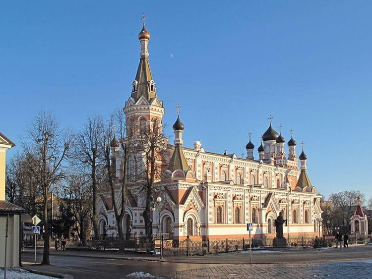 Покровский собор - достопримечательности Гродно