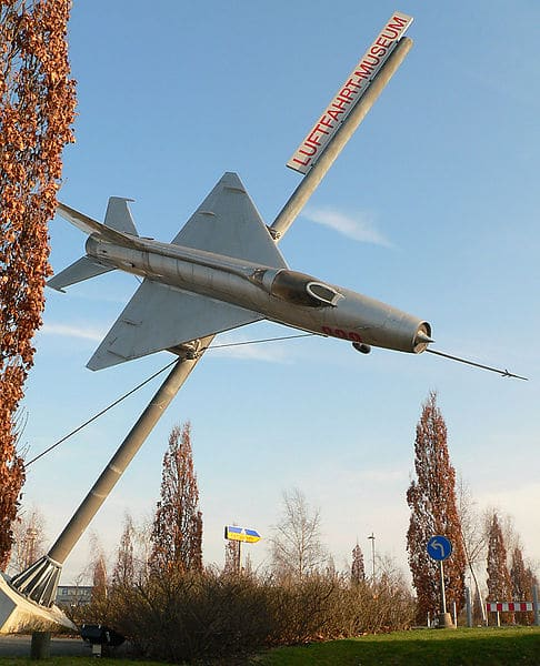 Музей авиации Латцен-Ганновер - достопримечательности Ганновера