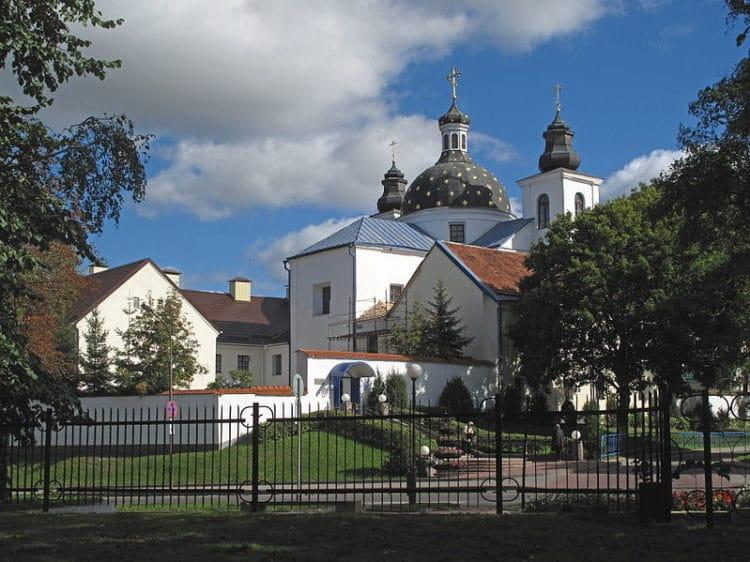 Рождество-Богородичный монастырь - достопримечательности Гродно