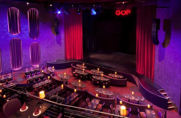 Театр-варьете «GOP» в Германии