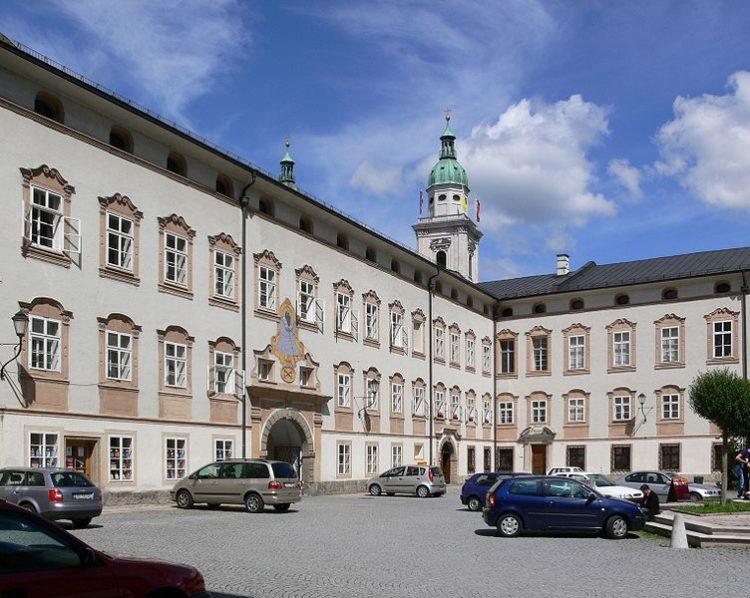 Аббатство Святого Петра - достопримечательности Зальцбурга