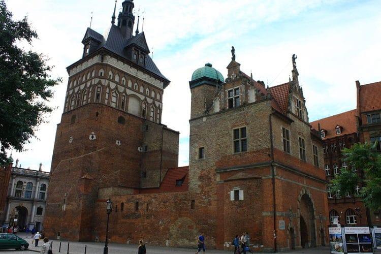 Тюремная башня - достопримечательности Гданьска