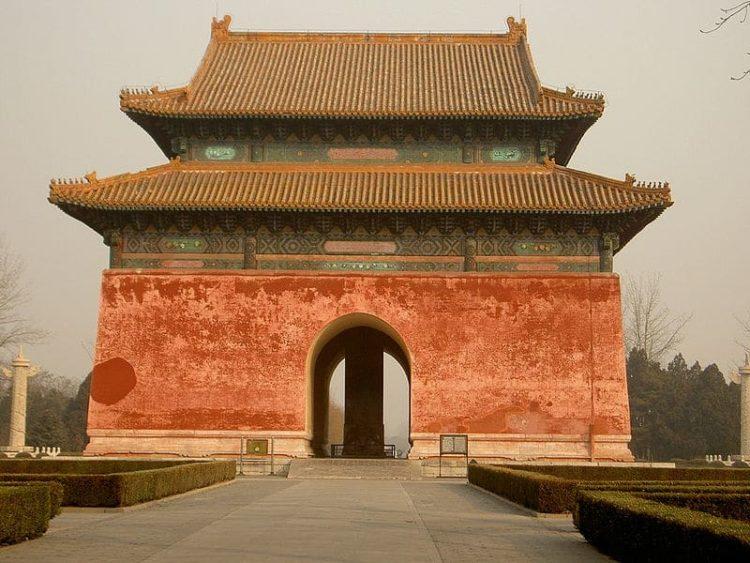 Гробницы императоров династии Мин и Цин в Китае