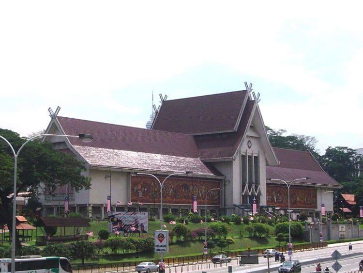 Национальный музей Малайзии в Малайзии