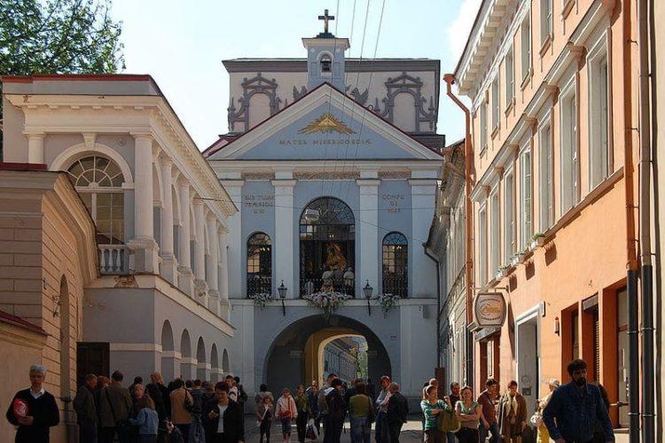Острая брама в Литве