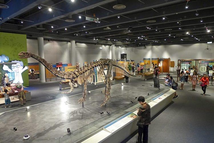 Научный музей в Китае