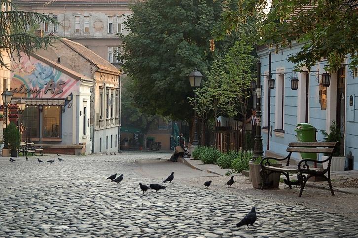 Скадарлия в Сербии