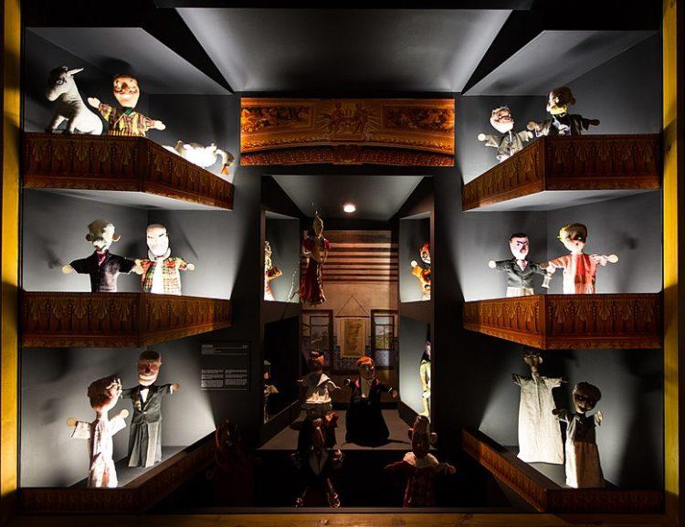 Музей марионеток в Португалии