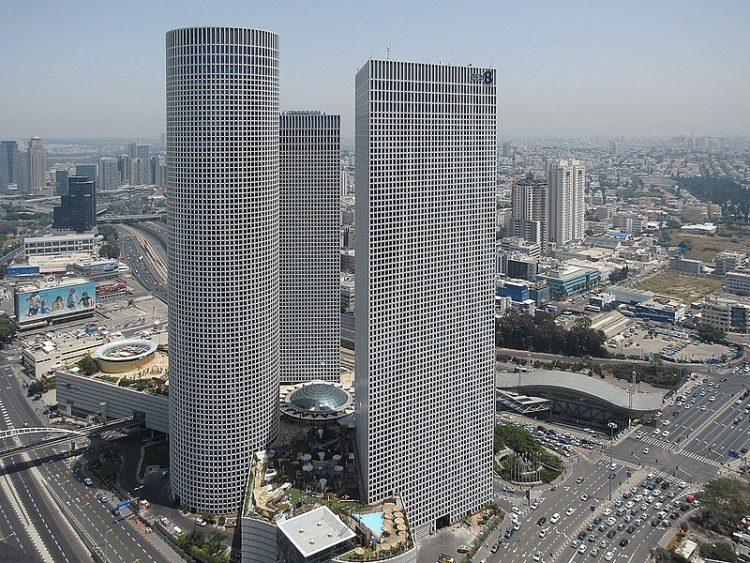 Центр Азриэли в Израиле