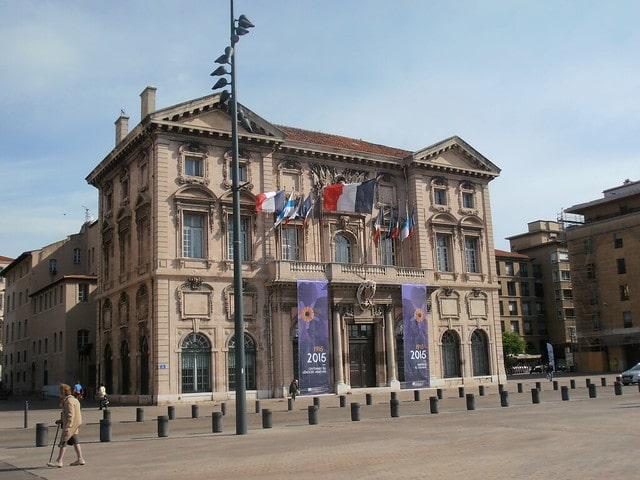 Городская ратуша во Франции