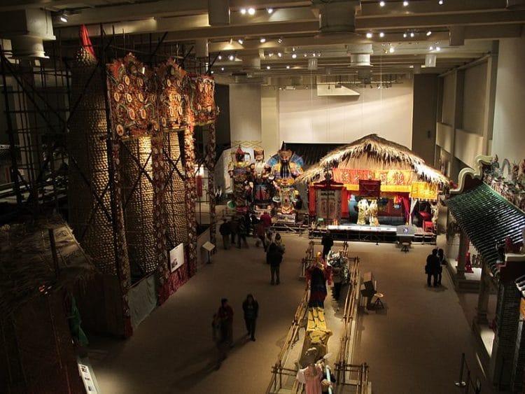 Музей истории Гонконга в Китае
