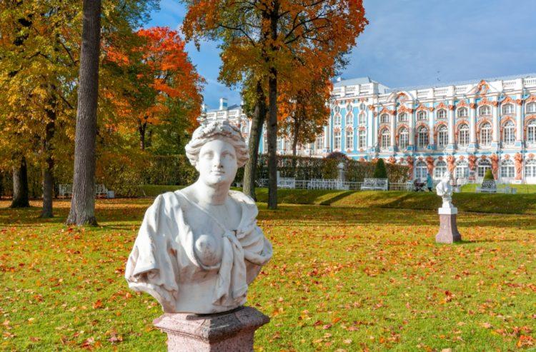 Музей-заповедник «Царское Село» в России