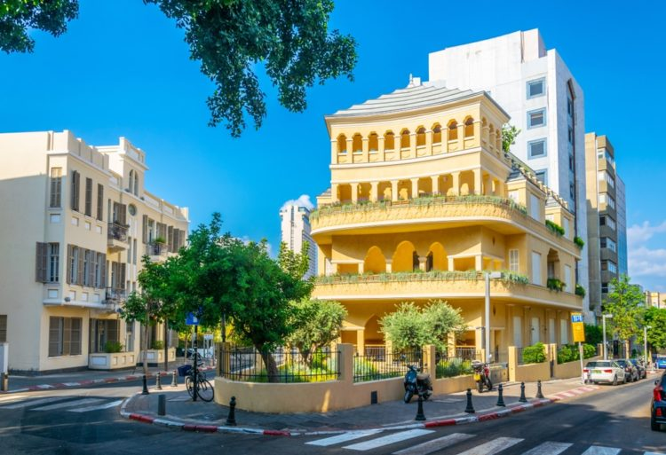 Дом-Пагода в Израиле