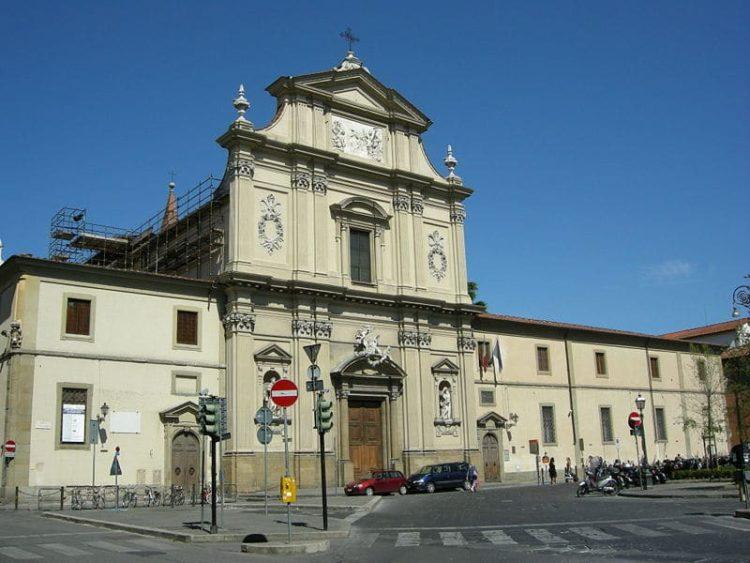 Монастырь и церковь Сан-Марко в Италии