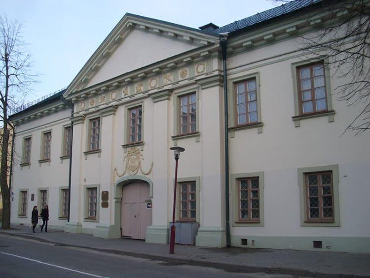 Музей истории религии - достопримечательности Гродно