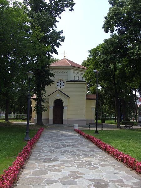 Башня черепов Челе-Кула в Сербии
