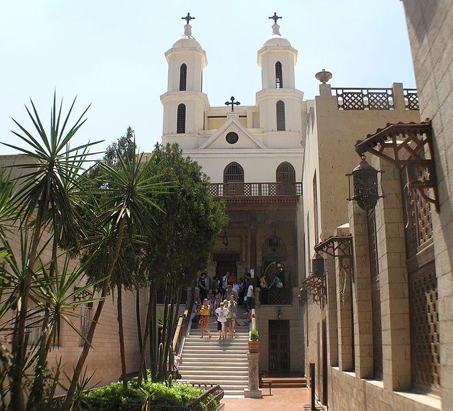 Церковь Святой Девы Марии в Египте