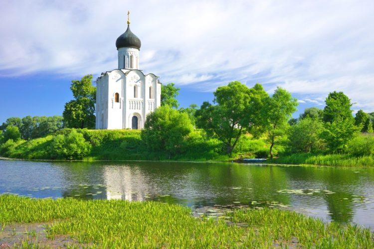 Храм Покрова на Нерли в России