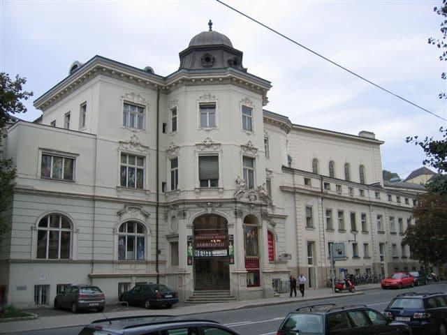 Театр марионеток - достопримечательности Зальцбурга