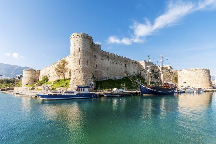 Киренийский замок на Кипре