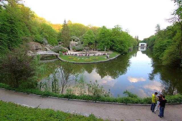 Парк Софиевка на Украине