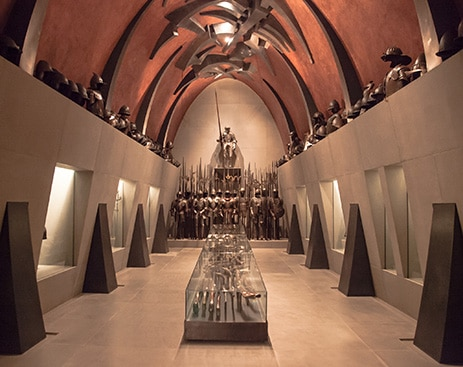 Музей Польди Пеццоли в Италии