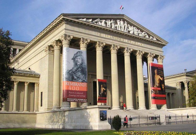 Музей изобразительных искусств в Венгрии
