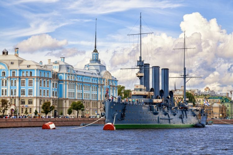 Крейсер Аврора (Санкт-Петербург)