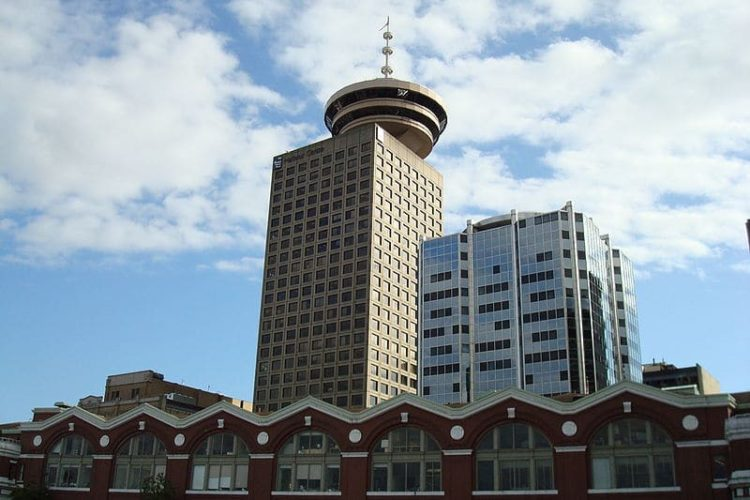 Харбор-центр в Канаде