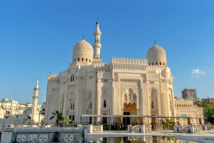 Мечеть Абу эль-Аббаса в Египте