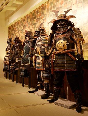 Музей самураев и ниндзя в Японии