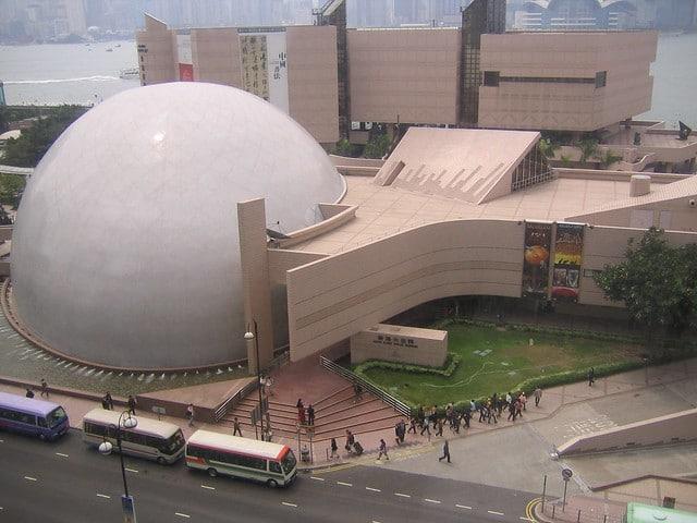 Музей космонавтики в Китае