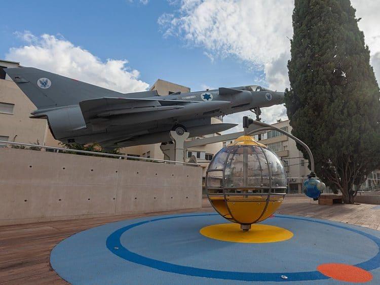 Израильский национальный музей науки или «МадаТек» в Израиле