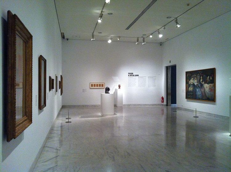 Музей Пикассо в Испании