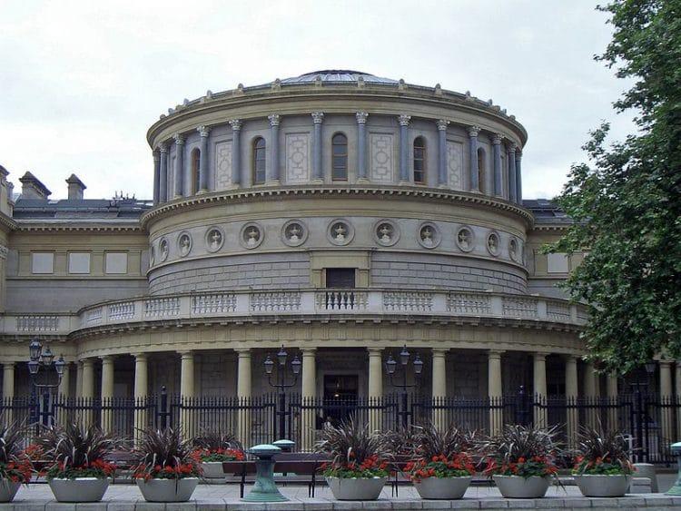 Национальный музей Ирландии в Ирландии