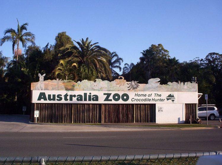 Австралийский зоопарк в Австралии