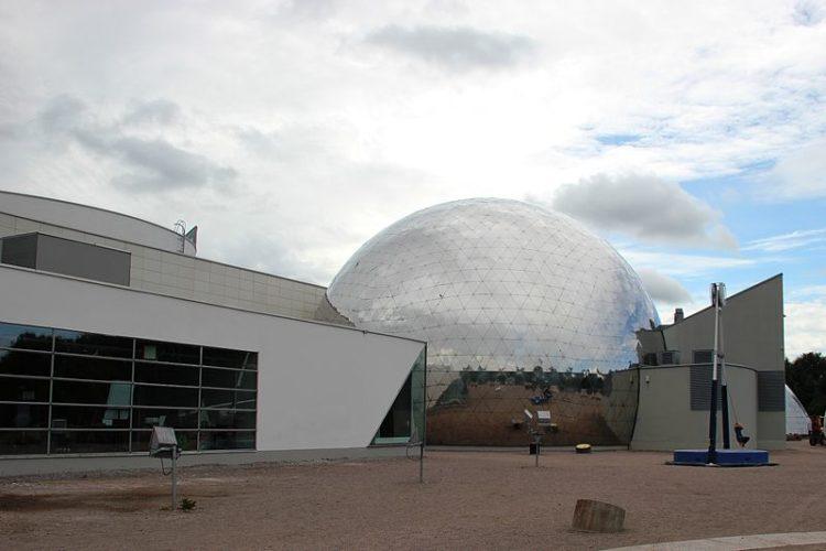 Научный музей «Эврика» в Финляндии